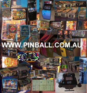 AUCTION MIX PINBALL.COM.AU EDIT
